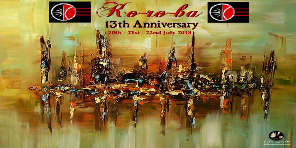 Ko-ro-ba 13th Anniversary