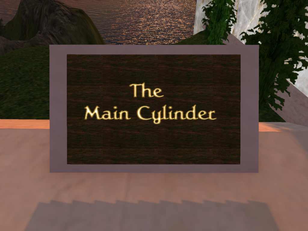 The Main Cylinder
