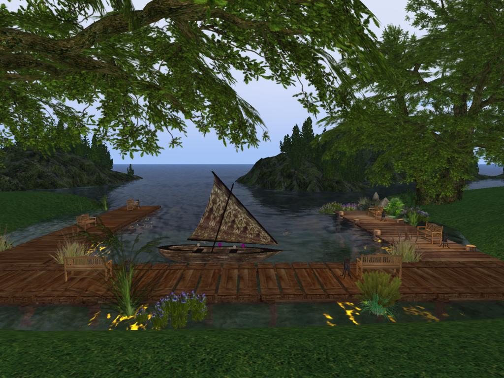 Small dock