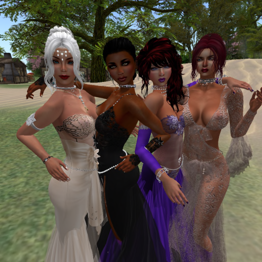 121016 Christmas Ball - Master's girls