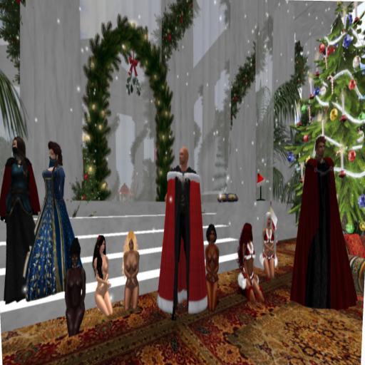 121414 Christmas exchange