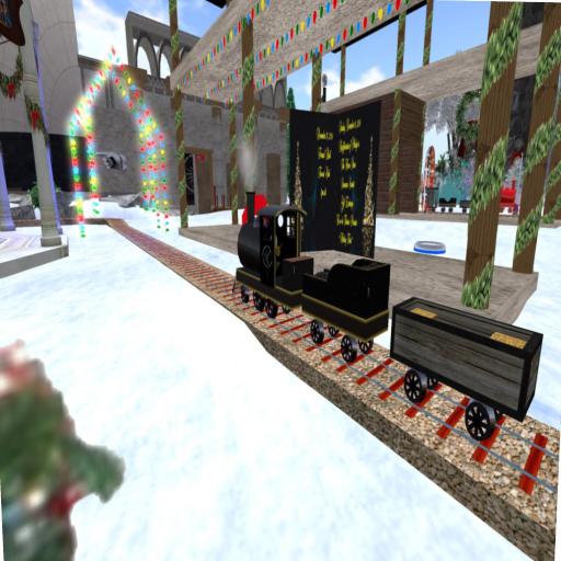 2014 Christmas train