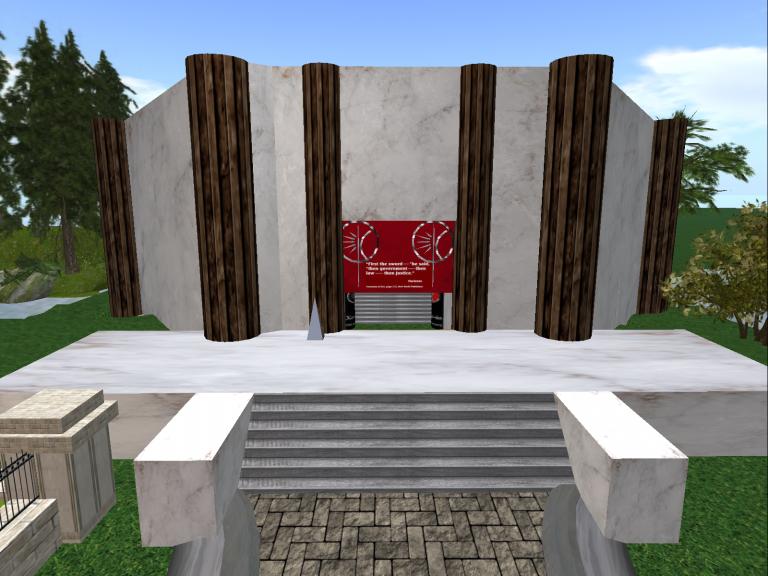 Arena Entrance