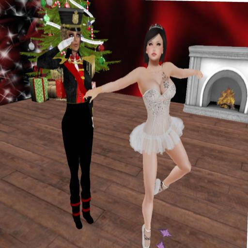 Sugar Plum Fairy - kama & _2