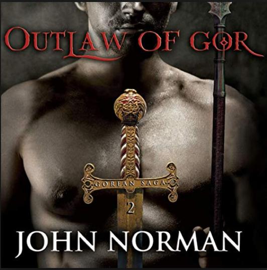 Gorean, Gor, Book 2, John Norman