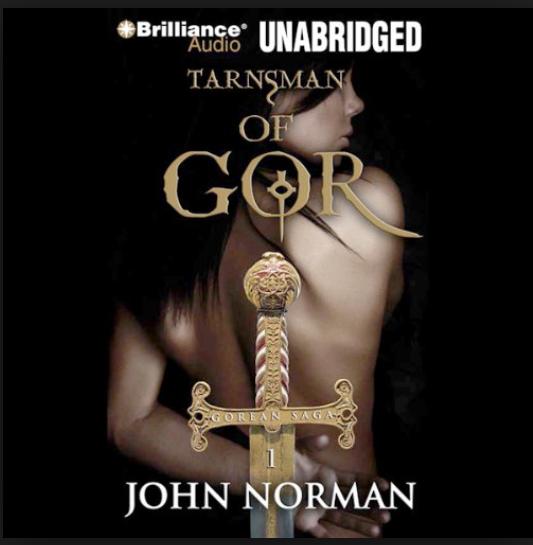 Gorean, Gor, Tarnsman of Gor, John Norman